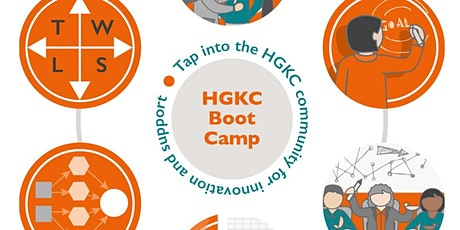 hgkc Growth Boot Camp - recruiting now tickets