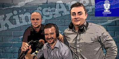 Kings of Anglia podcast live