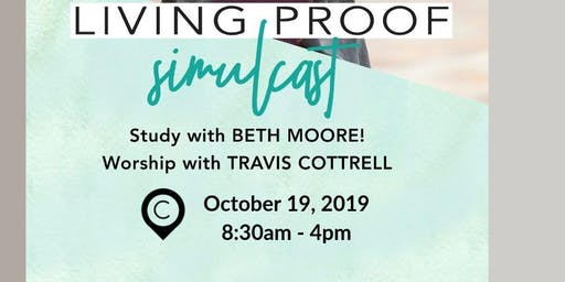 """Strong Sisters""  Simulcast with Beth Moore"