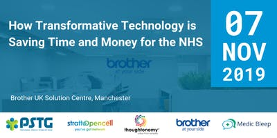 How Transformative Technology is Saving Time and Money for the NHS