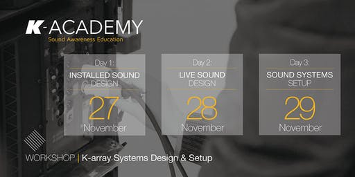 K-array Systems Design & Setup