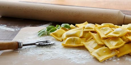 Kids Cooking Class - Ravioli + Cannoli tickets