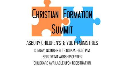 Christian Formation Summit tickets