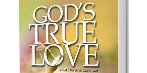 Book Launch - God's True Love
