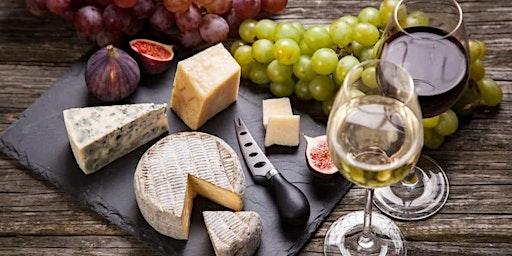 Wine & Cheese Pairing Experience