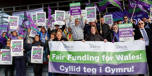 FUNDING COUNCILS IN WALES