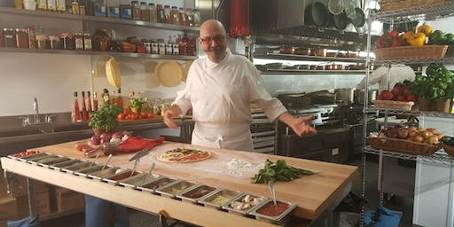 An Savoury Evening with Chef Massimo Capra