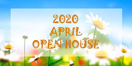 April Open House tickets