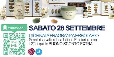 OPENDAY  FRAGRANZE ERBOLARIO(sconti)