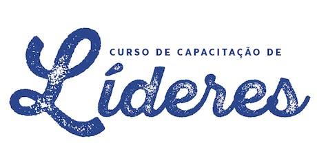 CCLJ - Curso de Capacitação de Líderes JUAD em  VÁRZEA GRANDE/MT ingressos