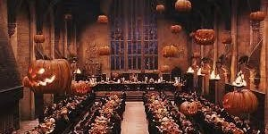 Halloween at Hogwarts!