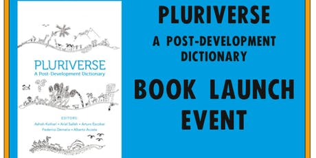 Pluriverse - Book launch Event tickets