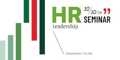 HRseminar Leadership billets