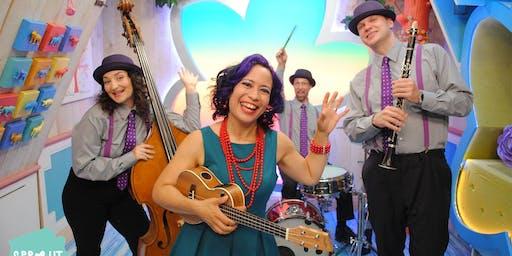 GO FISH! feat Lucy Kalantari & the Jazz Cats