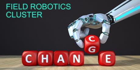 2nd Field Robotics Cluster Muster tickets