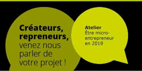 Être micro-entrepreneur en 2019 billets