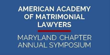 AAML MD Chapter Annual Symposium 2019 tickets