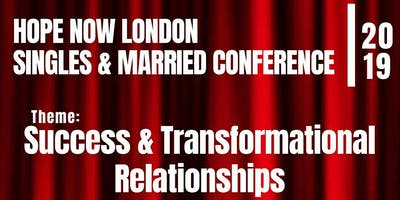 Hope Now London Conference 2019