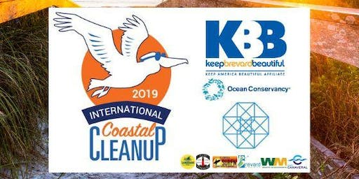 2019  International Coastal Cleanup - Hightower Beach Park
