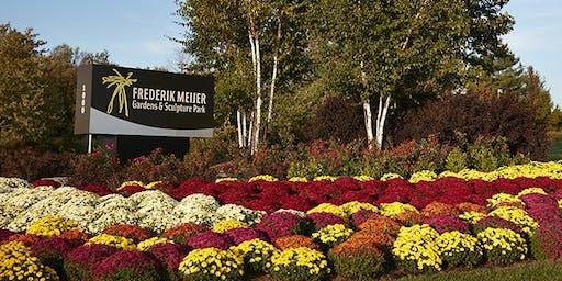 AFSN - Fall Meijer Garden Meet-Ups