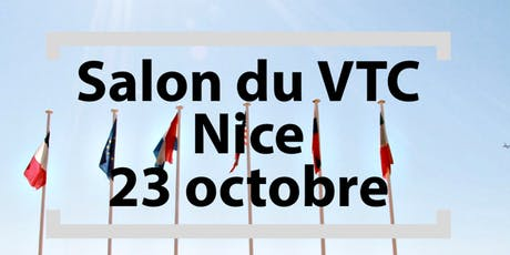 Salon du VTC Nice billets