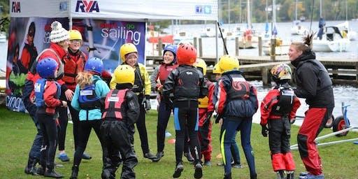 RYA OnBoard Fun Regatta (Cumbria) - Reserve a place