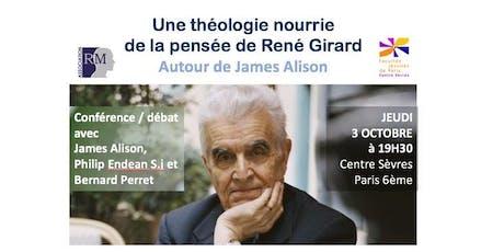Une théologie nourrie de la pensée de René Girard billets