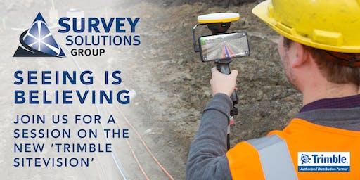 Survey Solutions Group: Trimble SiteVision Demo - Inverness