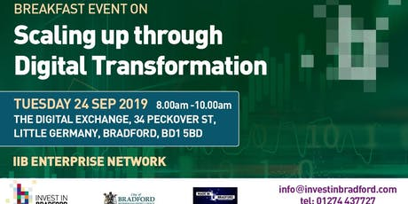 Scaling up through digital transformation tickets