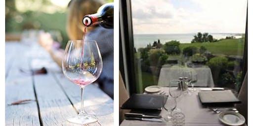 Norfolk County Wine Tour & Lunch at David's Restaurant