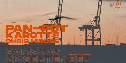 Pan-Pot & Karotte Hafen 49 Closing 2019
