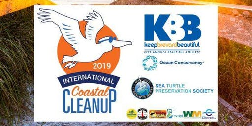 2019 International Coastal Cleanup - Coconut Point Park & Beach
