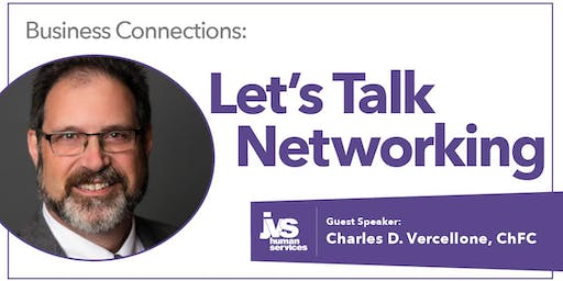 Business Connections - Let's Talk Networking