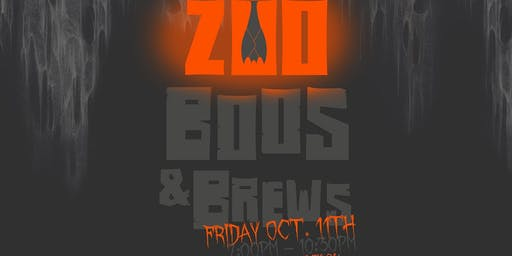 Zoo Boos & Brews 2019