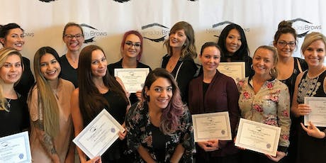 Microblading Training  & Certification Class tickets