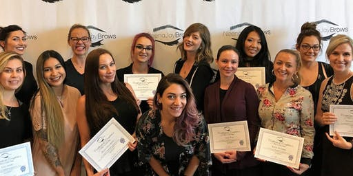 Microblading Training  & Certification Class