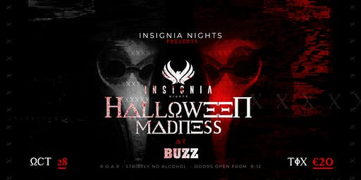 Insignia nights 4th year Halloween madness