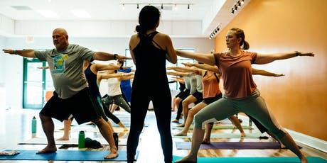 FREE Yoga Class for Veterans at Victory Power Yoga (Clayton) tickets