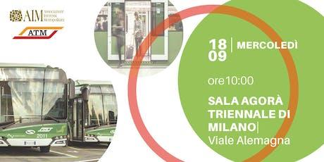 MILANO FULL ELECTRIC - L'evoluzione del trasporto pubblico biglietti