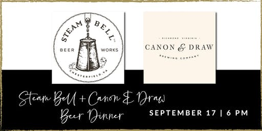 A Match Made in Midlo- Steam Bell Beer Pairing Dinner