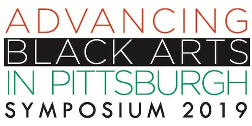 Advancing Black Arts Symposium