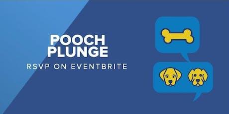 Pooch Plunge 2019 tickets