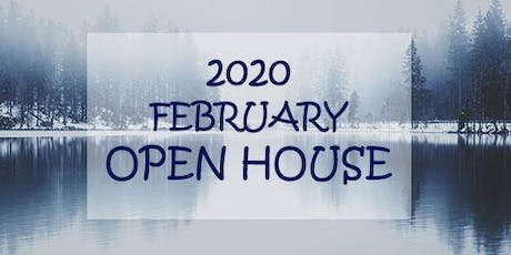 February Open House tickets