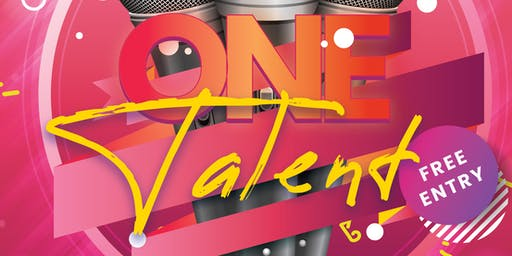 One Talent: Open Mic Night!