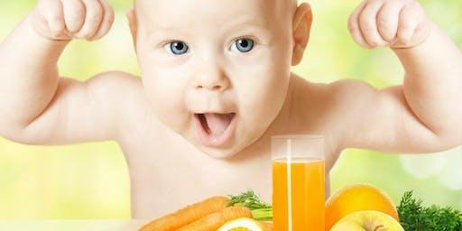 Holistic Infant Care Class