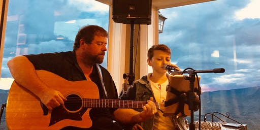 Fall Foliage Sunset Serenade: Randy and Tristan Cormier