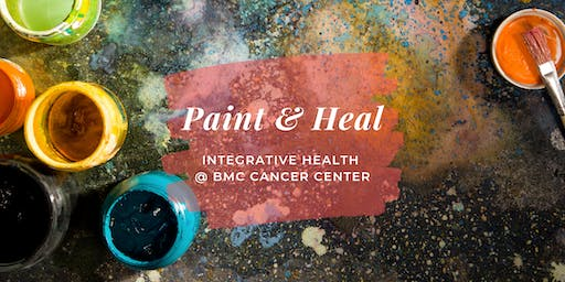 Intuitive Painting for Creative Expression & Healing in September