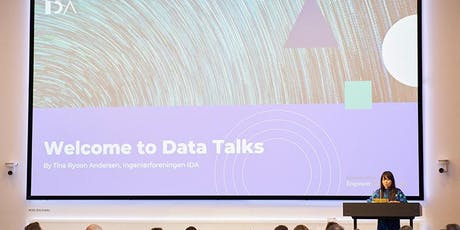 Data Talks: Data Driven with External and Public Data  tickets