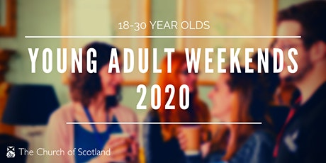Young Adults' Weekends 2020 tickets