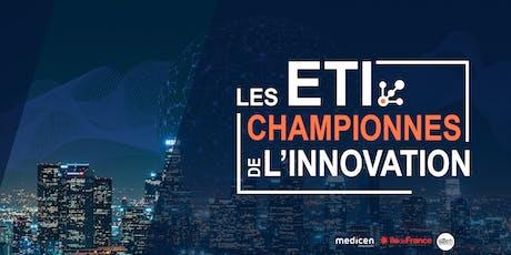 Séminaire : Les ETI en Santé, championnes de l'innovation tickets